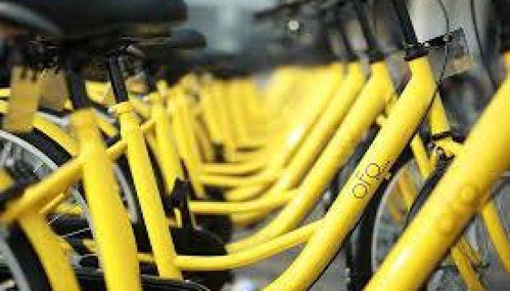 """La sfida su internet del """"Bike sharing"""" che si consuma in Cina è tra investitori americani"""