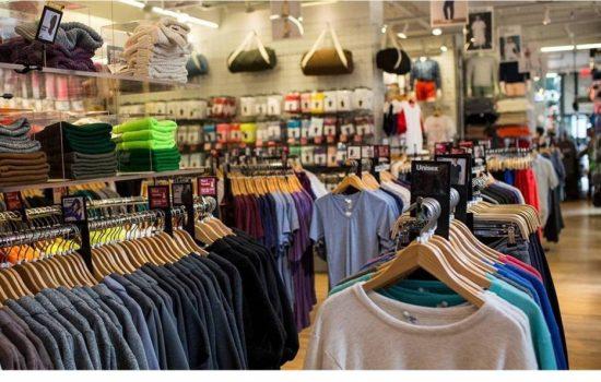 Nuovi modelli di business nell'abbigliamento americano