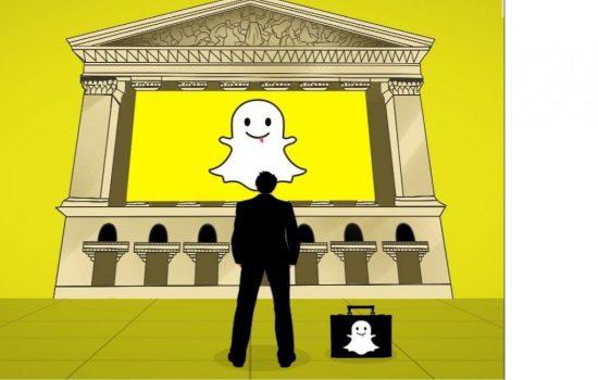 La magia della quotazione in Borsa di Snapchat