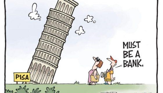 COSA SUCCEDE AL SISTEMA BANCARIO ITALIANO?