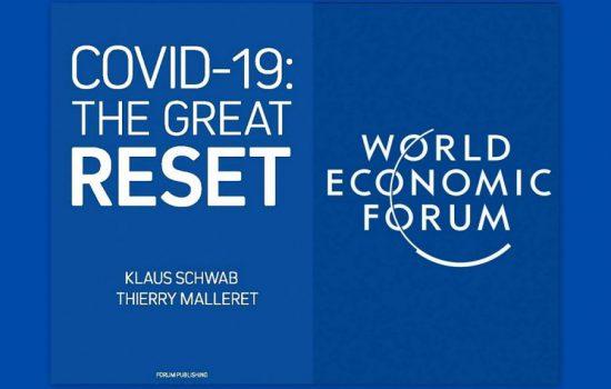 """DAVOS CELEBRA IL GRANDE """"RESET"""""""
