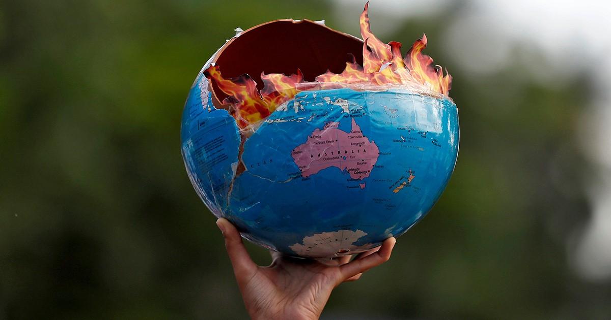SUL CLIMA È APPENA INIZIATA UNA SFIDA SECOLARE !